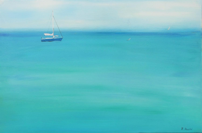 [Peace] acrylic on canvasn